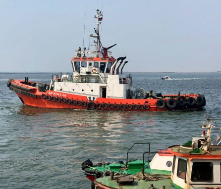 Innovez One to digitalise towage and pilotage operations