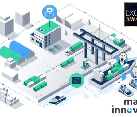 marineM port software wins trailblazer award