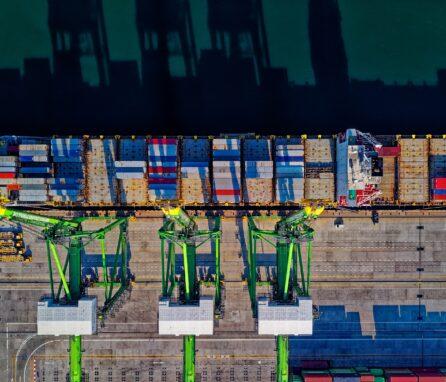 Port software to improve the efficiencies of marine-side activities