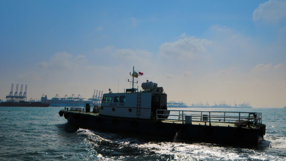 Innovez One signs agreement with R W Marine Services