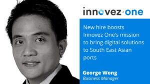 new hire to further smart ports offering in south east Asia