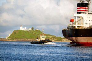 Port digitalisation to improve efficiency